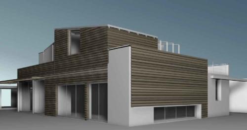 UpStudio architettura Up Studio Viareggio Versilia architetto Massimo Ceragioli Stabilimenti balneari Bagno Sirena Lungomare
