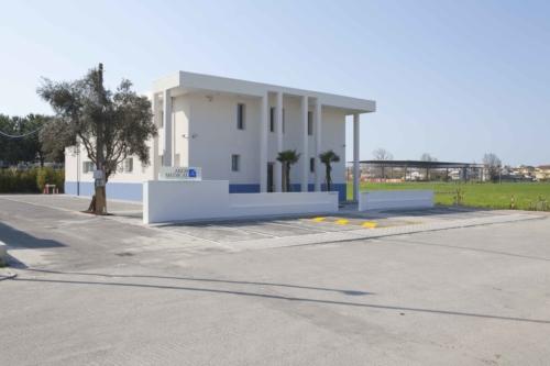 UpStudio architettura Up Studio Viareggio architetto Massimo Ceragioli centro medico Akos Medical Via delle Darsene