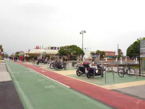 UpStudio Viareggio Architetto Massimo Ceragioli - mobilità sostenibile - Ciclovia Tirrenica - ciclabile Pietrasanta Forte dei Marmi Giovanna SImonelli Nicola Ramacciotti