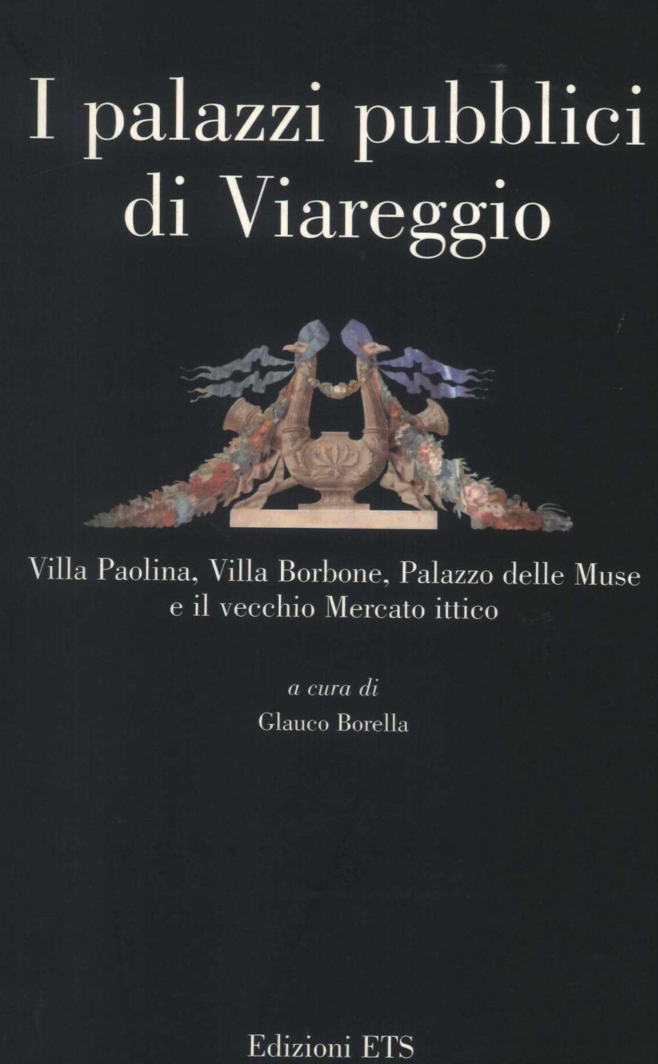 UpStudio Viareggio arch. Massimo Ceragioli pubblicazioni i plazzi pubblici di Viareggio
