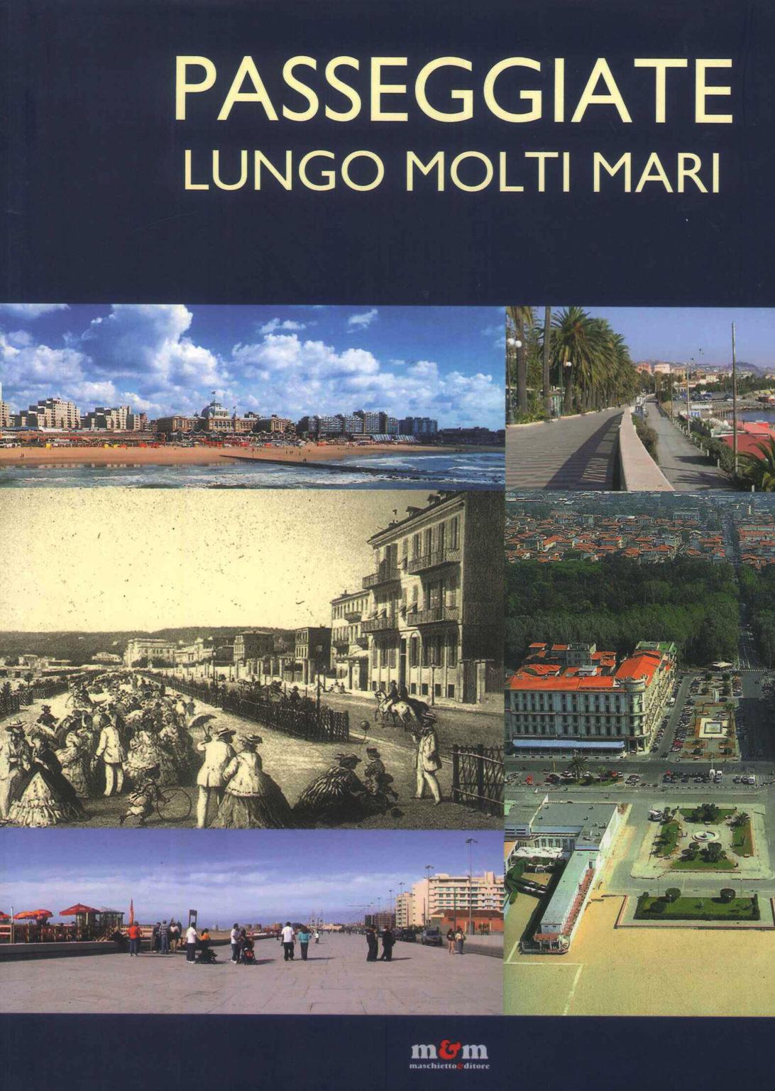 UpStudio Arch. Massimo Ceragioli Viareggio pubblicazioni Passeggiate lungo molti mari