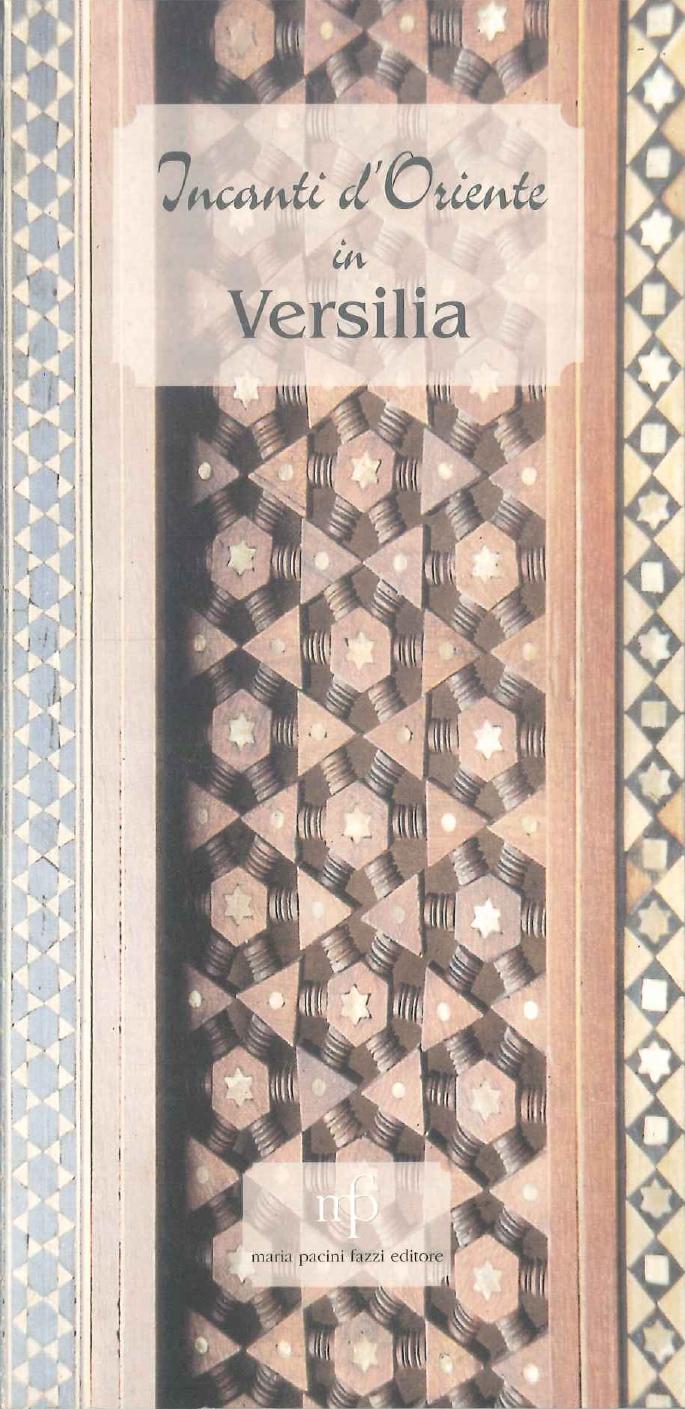 UpStudio Viareggio arch. Massimo Ceragioli pubblicazioni incanti d'oriente in Versilia