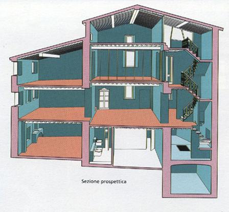 UpStudio architettura Viareggio Versilia architetto Massimo Ceragioli Giovanna Simonelli Nicola Ramacciotti case private casa Stephan Hamel