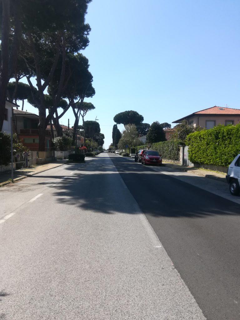 UpStudio Viareggio arch. Massimo Ceragioli mobilità sostenibile aprile 2020